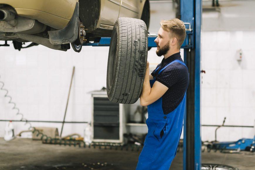 Réparation de voitures